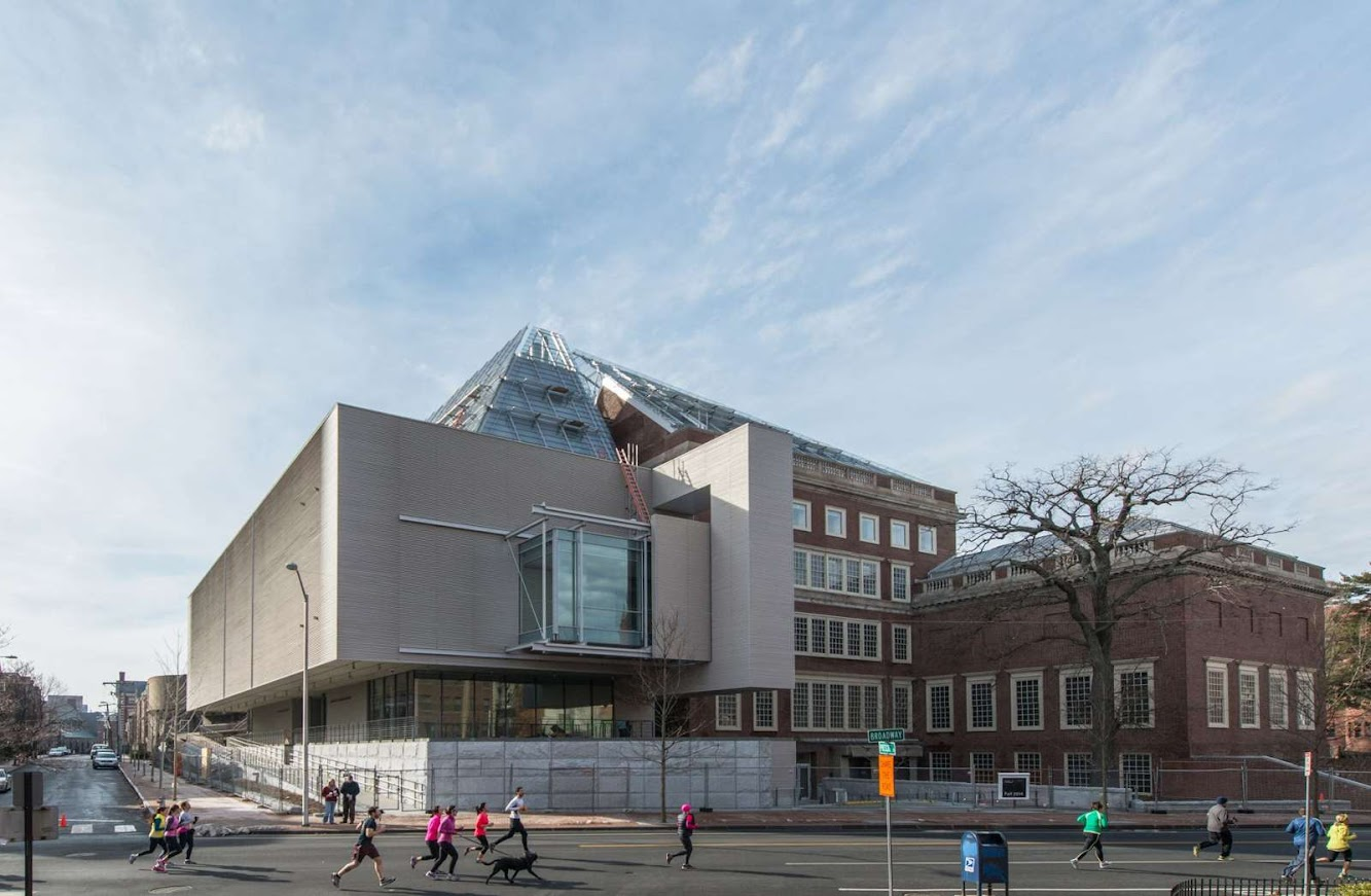 Renzo Piano: HARVARD ART MUSEUMS EXPANSION by RENZO PIANO OPEN in NOVEMBER