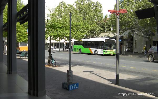 pole down