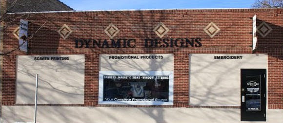 Dynamic Designs - Storefront in Laurel MT
