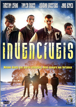 Capa [Torrent] Download – Invencíveis – DVDRip AVI Dual Áudio+ link Direto Torrent