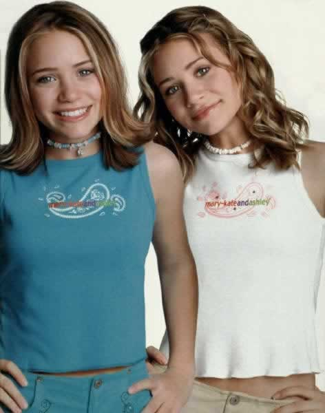 Design + Obsessed: Style Icon: The Olsen Twins