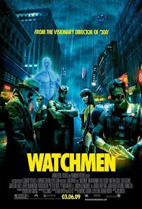 Người Hùng : Báo Thù - Watchmen poster