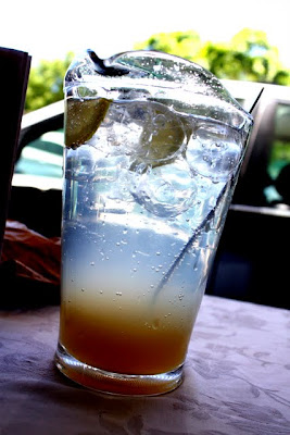 Lemonade at Nice in Johannesburg South Africa