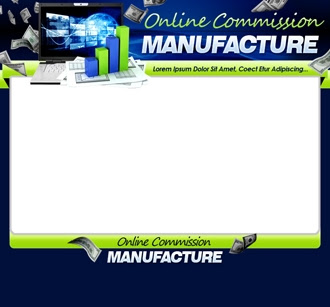 Sales Page | Online Commission Manufacture