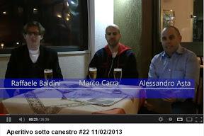Capitan Carra (Acegas Aps) sulle questioni scottanti di casa Trieste