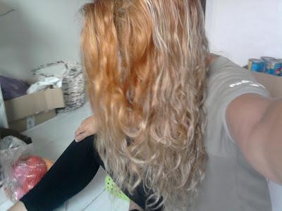ombre rozjaśnianie włosów pastelowe końcówki fioletowe stalowe Panorama LeSage rude ciemne włosy