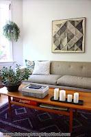 6 cách làm mới phòng khách ít tốn kém - Thi công trang trí nội thất