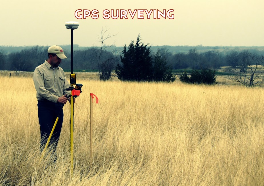 GPS Surveying Photos