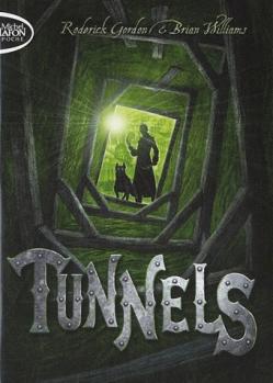 Première de couverture du roman tunnels t1