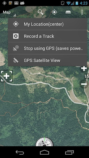 BackCountry Navigator TOPO GPS for Android