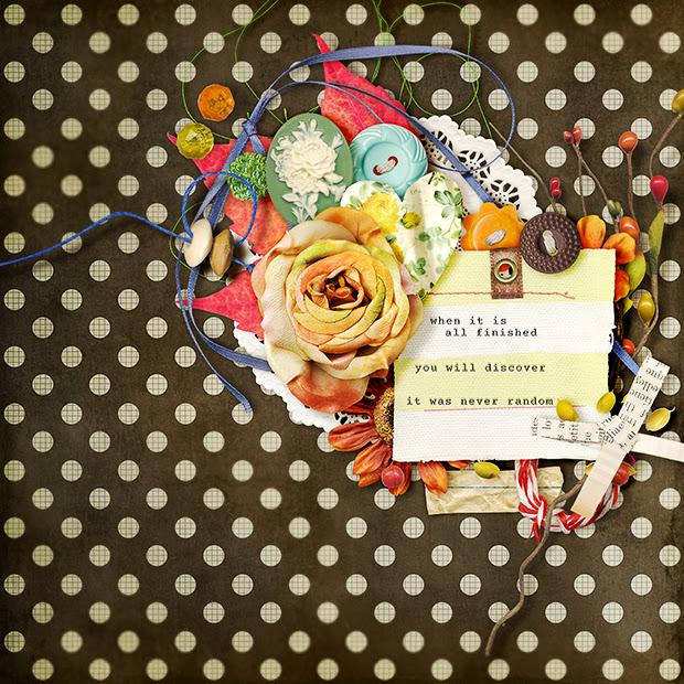 When It Is All Finished // 12x12 // Autumn Splendor by Juliana Kneipp + Melissa Bennett