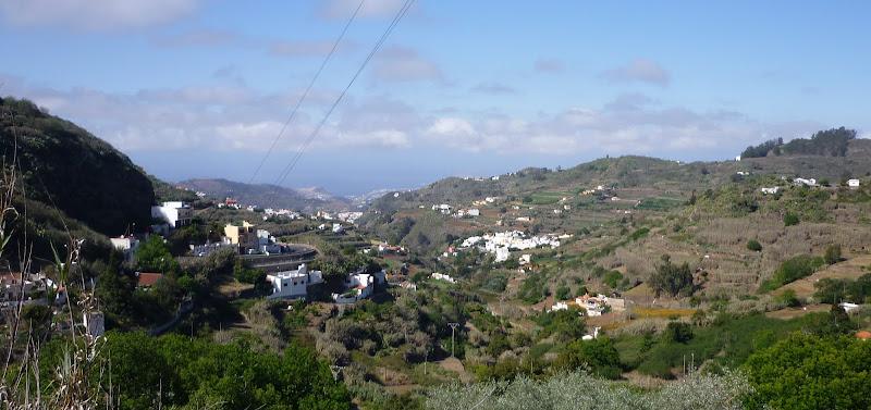 Bergland im Osten Gran Canarias.