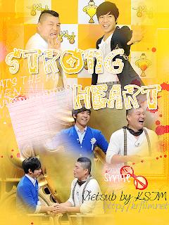 Strong Heart - Strong Heart - 2012
