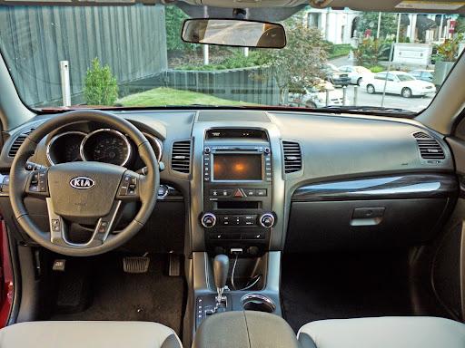 Syaiful Dev 2011 Kia Sorento Interior Cool