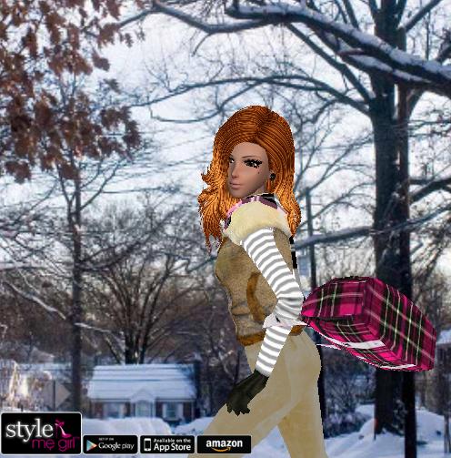 School Style me Girl Style me Girl Level 41 Layla