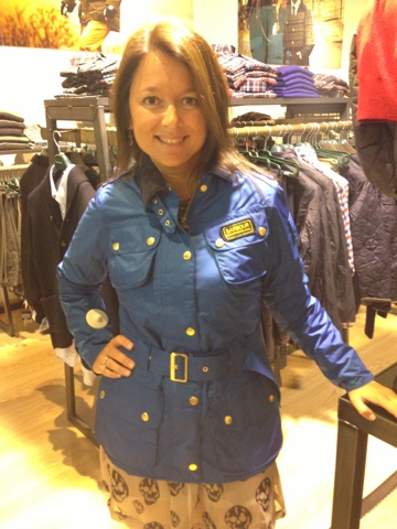 Barbour Chaquetas Mujer