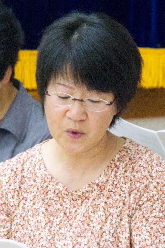 川上陽子さん