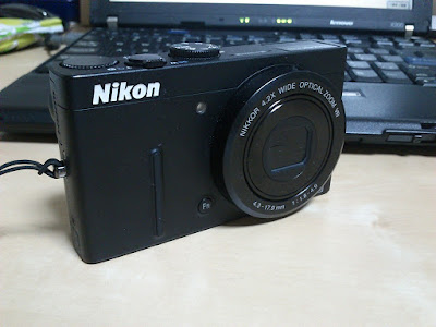 Nikon COOLPIX P310入手!!