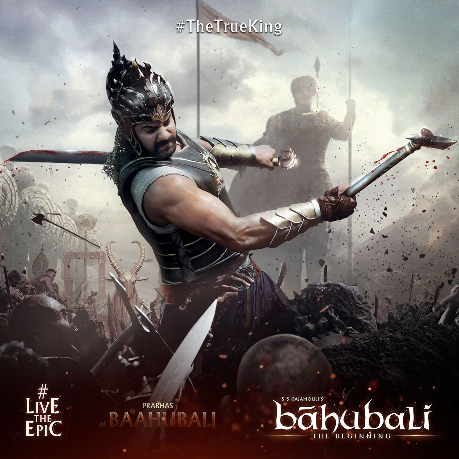 Sử Thi Baahubali 1: Khởi Nguyên - Baahubali: The Beginning