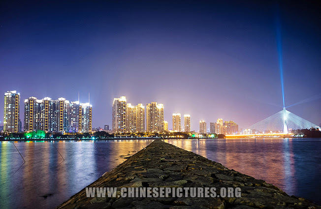 Fuzhou Night Photo 1