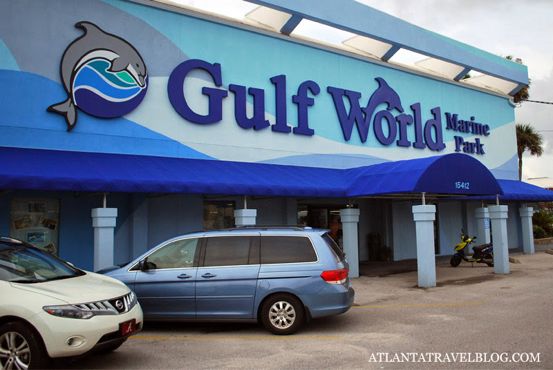 Gulf World Marine Park of Panama City Beach
