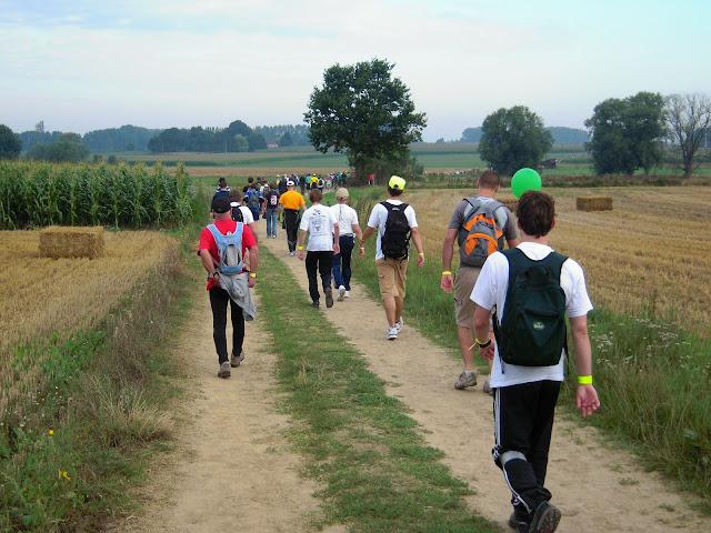 """12 août 2011: 42ème édition des 100km de la """"Dodentocht"""" DSCN5728"""