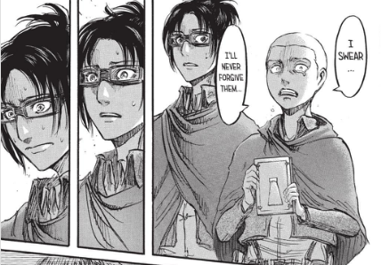 Attack on Titan Chapter 51 Screenshot 1