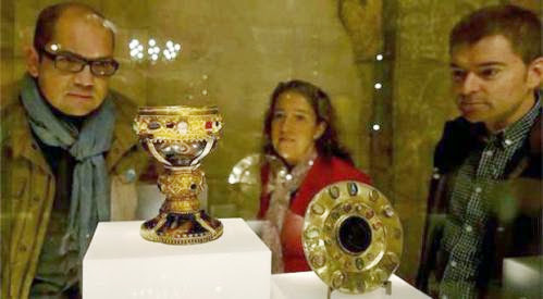 Spanish Historians Claim To Have Found Holy Grail The Magickal Object With Unique Powers