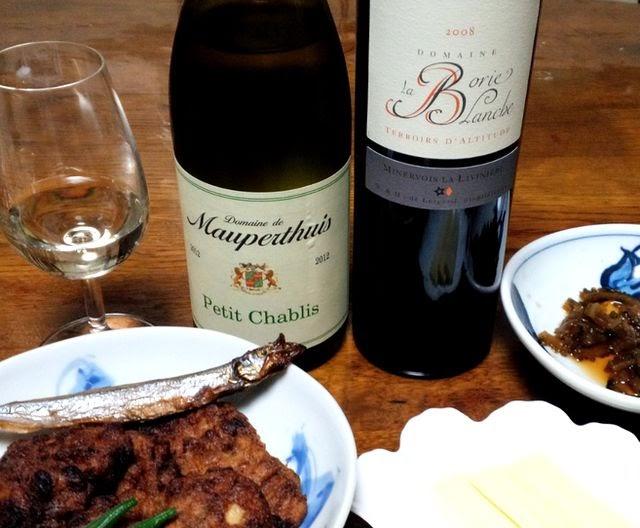 納豆に合うワイン