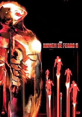 Filme Poster Homem de Ferro 3 R5 XviD Dual Audio & RMVB Dublado