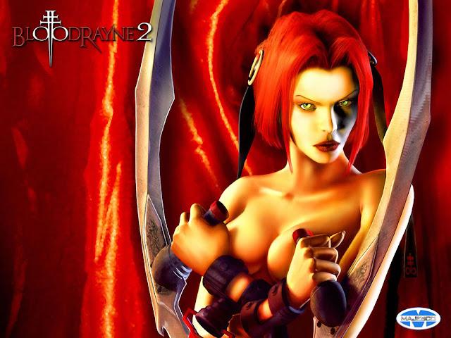 BloodRayne 2 PC Hileleri
