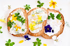 Thumbnail image for Flowers with my toast