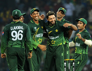 Shahid Afridi made a match-winning spell, Sri Lanka v Pakistan, World Cup, Group A, Colombo, February 26, 2011