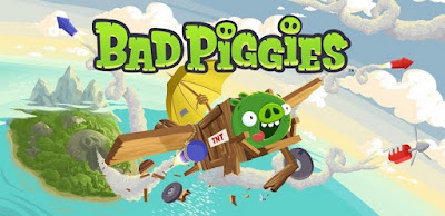 """Bad Piggies """