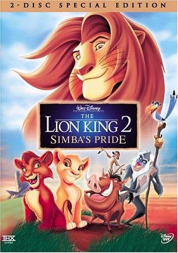 Poster Of The Lion King 2: Simba's Pride (1998) Full Movie Hindi Dubbed Free Download Watch Online At Alldownloads4u.Com