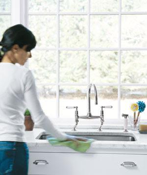 10 tips praktis dan mudah seputar kebersihan dapur