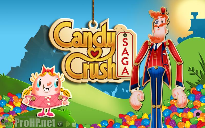 Candy Crush Saga v1.18.0