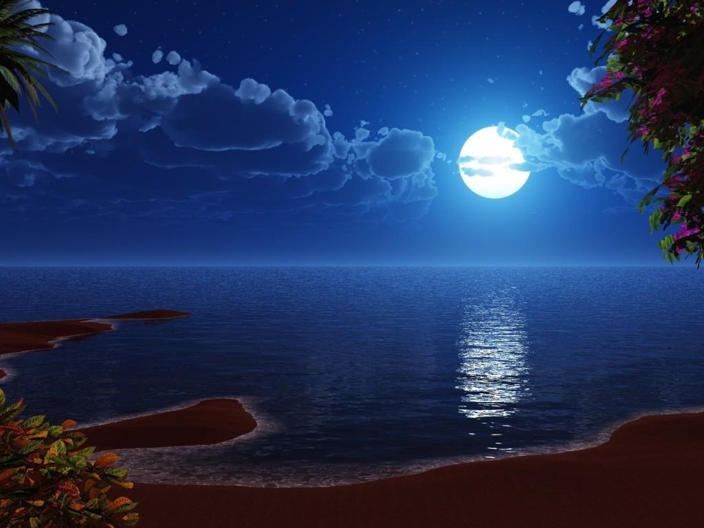 Hình ánh trăng đẹp