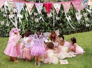 Fairy Garden Party Birthday Party Ideas For Girls