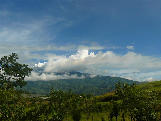 Volcano Turrialba