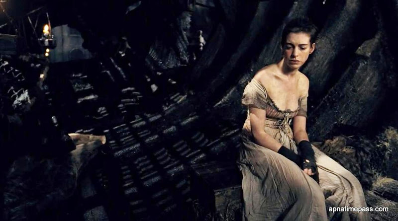 Cine. Los miserables. Anne Hathaway