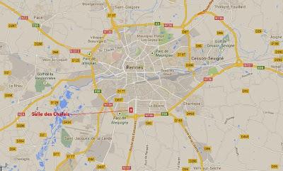 Rennes - les Chalais 1