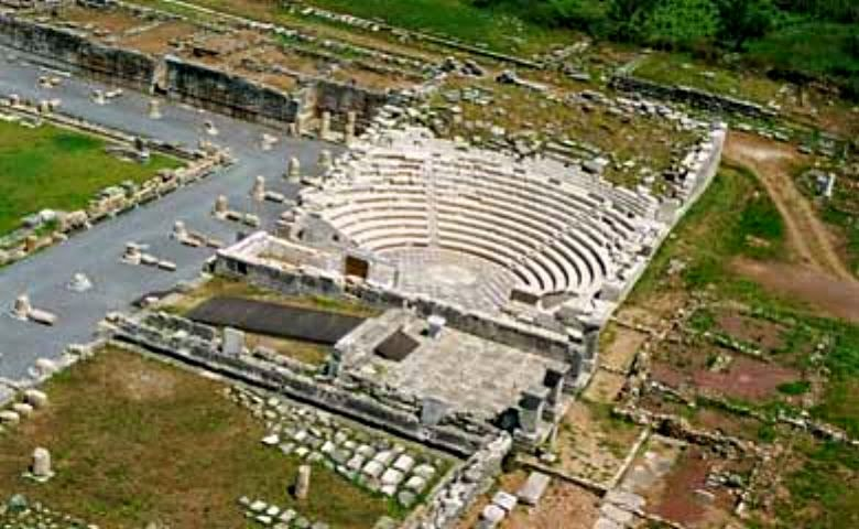 More Stuff: Ancient Messene seeks World Heritage status