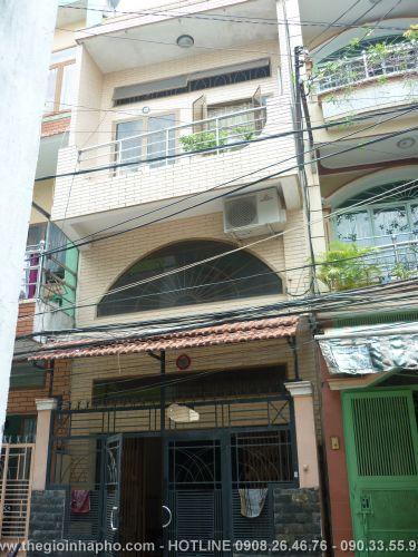 Bán nhà Cách Mạng Tháng Tám , Quận Tân Bình giá 2, 6 tỷ - NT53