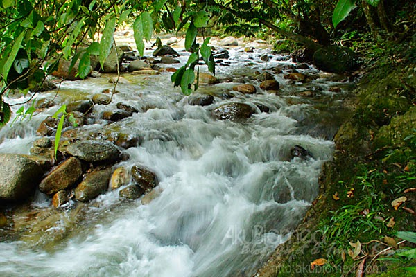 air terjun sungai chiling kuala kubu bharu