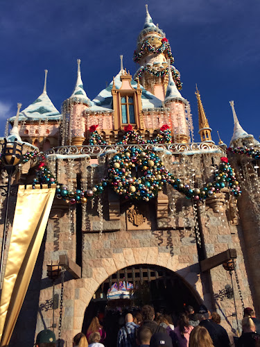 Disneyland holiday five favorites