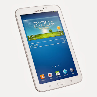 Galaxy Tab 3 blanc 7 pouces