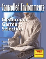 Controlled Environments Magazine 04/2014 edition - Free subscription.