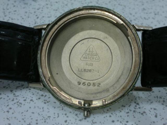 xin admin xem giúp chiếc đồng hồ OMEGA này