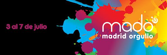 Las fiestas del Orgullo LGTB 2013 en Madrid se celebrarán del 3 al 7 de julio